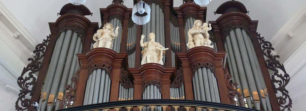 Het Lohman orgel van Farmsum