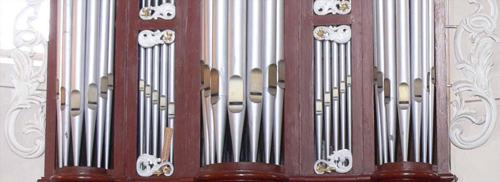 Het Meijer Koor orgel